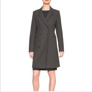 NWT Banana Republic factory long military coat